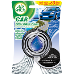 Air Wick Car Filters and Fresheners